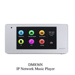ip newwork music player